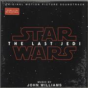 Click here for more info about 'Star Wars: The Last Jedi OST - 180gram Vinyl - Sealed'