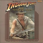 Click here for more info about 'John Williams (Composer) - The Story Of Indiana Jones And The Temple Of Doom'