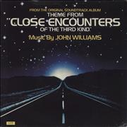 Click here for more info about 'John Williams (Composer) - Theme From 'Close Encounters Of The Third Kind' - P/S'