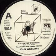 Click here for more info about 'John Williams (Guitarist) - Air On The 'G' String'