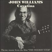 Click here for more info about 'John Williams (Guitarist) - Cavatina - P/S'