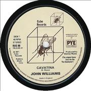 Click here for more info about 'John Williams (Guitarist) - Cavatina'