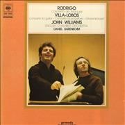 Click here for more info about 'John Williams (Guitarist) - Rodrigo: Concierto De Aranjuez / Villa-Lobos: Concerto For Guitar'