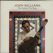Click here for more info about 'John Williams (Guitarist) - The Guitar Is The Song'