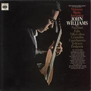 Click here for more info about 'John Williams (Guitarist) - Virtuoso Music For Guitar'