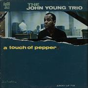 Click here for more info about 'John Young (Jazz) - A Touch Of Pepper'
