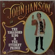 Click here for more info about 'John Hanson - The Vagabond King & The Student Prince'