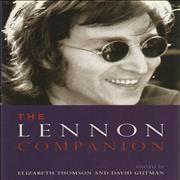 Click here for more info about 'The Lennon Companion'