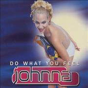 Click here for more info about 'Johnna - Do What You Feel'