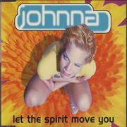 Click here for more info about 'Johnna - Let The Spirit Move You'