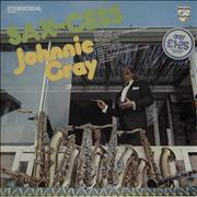 Click here for more info about 'Johnnie Gray - Sax-Cess'