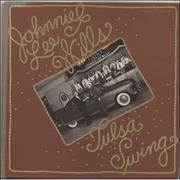Johnnie Lee Wills Tulsa Swing USA vinyl LP
