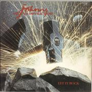 Click here for more info about 'Johnny & The Distractions - Let It Rock'