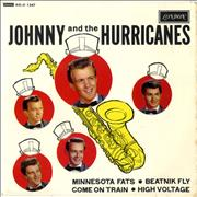 Click here for more info about 'Johnny & The Hurricanes - Johnny And The Hurricanes EP'