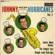 Click here for more info about 'Johnny & The Hurricanes - Johnny And The Hurricanes Vol. 2 EP'
