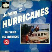Click here for more info about 'Johnny & The Hurricanes - Red River Rock - 1st'