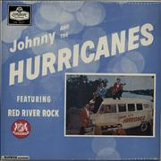 Click here for more info about 'Johnny & The Hurricanes - Red River Rock - black label'