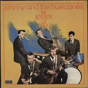 Click here for more info about 'Johnny & The Hurricanes - The Legends Of Rock'