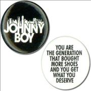 Click here for more info about 'Johnny Boy - You Are The Generation...'