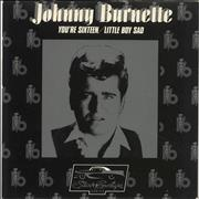 Click here for more info about 'Johnny Burnette - You're Sixteen, You're Beautiful (And You're Mine)'