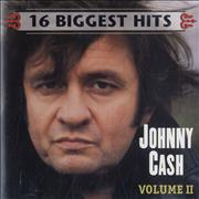 Click here for more info about 'Johnny Cash - 16 Biggest Hits - Volume II'