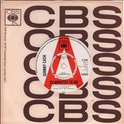 Click here for more info about 'Johnny Cash - 25 Minutes To Go - A Label'