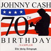 Click here for more info about 'Johnny Cash - 70th Birthday Sampler'