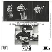 Click here for more info about 'Johnny Cash - 70th Birthday'
