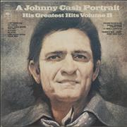 Click here for more info about 'Johnny Cash - A Johnny Cash Portrait: His Greatest Hits Volume II'