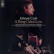 Click here for more info about 'Johnny Cash - A Thing Called Love'