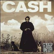 Click here for more info about 'Johnny Cash - American Recordings - 180gm Vinyl'