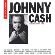 Click here for more info about 'Johnny Cash - Artist's Choice'
