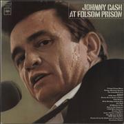 Click here for more info about 'Johnny Cash - At Folsom Prison - 1st'