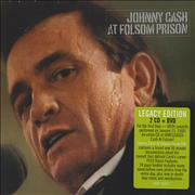 Click here for more info about 'Johnny Cash - At Folsom Prison - Legacy Edition'