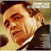 Click here for more info about 'Johnny Cash - At Folsom Prison - 200gm'