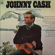 Click here for more info about 'Johnny Cash - From Sea To Shining Sea'
