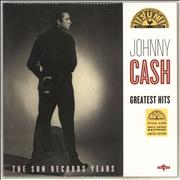 Click here for more info about 'Johnny Cash - Greatest Hits - The Sun Records Years - 180gm'