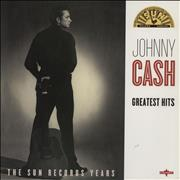 Click here for more info about 'Johnny Cash - Greatest Hits: The Sun Records Years - Half-Speed Mastered - EX'