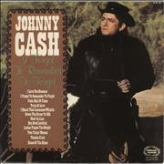 Click here for more info about 'Johnny Cash - I Forgot To Remember To Forget'