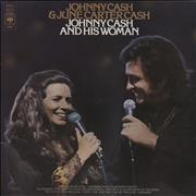 Click here for more info about 'Johnny Cash - Johnny Cash And His Woman'