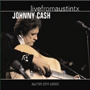 Click here for more info about 'Johnny Cash - Live From Austin, TX'