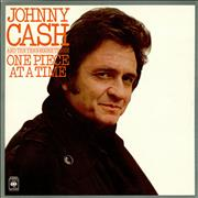 Click here for more info about 'Johnny Cash - One Piece At A Time'