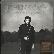 Johnny Cash Out Among The Stars - 180gram Vinyl + Shrink UK vinyl LP