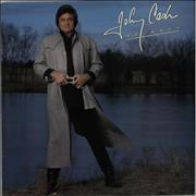 Click here for more info about 'Johnny Cash - Rainbow - Promo Stamped'