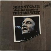 Click here for more info about 'Johnny Cash - Sings The Ballads Of The True West'