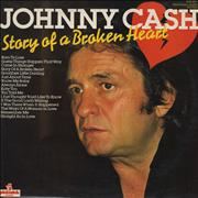 Click here for more info about 'Johnny Cash - Story Of A Broken Heart'
