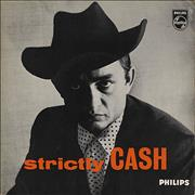 Click here for more info about 'Johnny Cash - Strictly Cash EP'