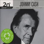 Click here for more info about 'Johnny Cash - The Best Of Johnny Cash: The Millennium Collection'