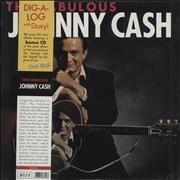 Click here for more info about 'Johnny Cash - The Fabulous Johnny Cash - 180gm vinyl + CD'