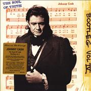 Click here for more info about 'Johnny Cash - The Soul Of Truth: Bootleg Vol. 4 - 180gm Clear Vinyl + Numbered'